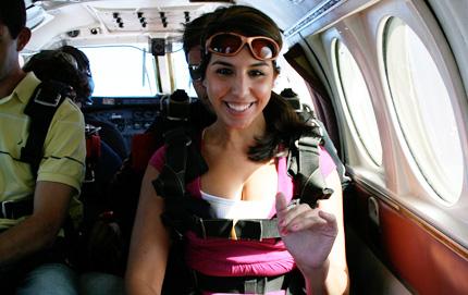 Atlanta Skydiving Gift Certificates