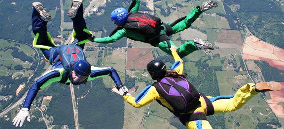 Accelerated Freefall Gifts in Atlanta