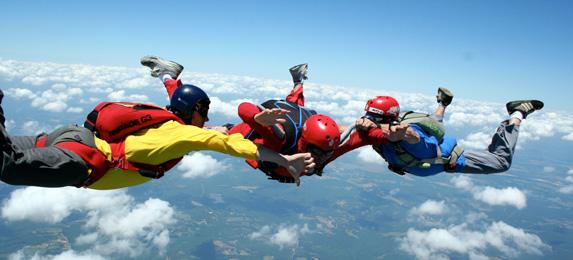 Atlanta Skydiving School