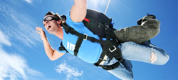 Atlanta Skydiving Tandem Gift Certificates
