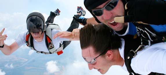 Frequently Asked Questions about Skydiving Atlanta Georgia