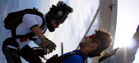 Skydiving Atlanta Georgia Video Packages